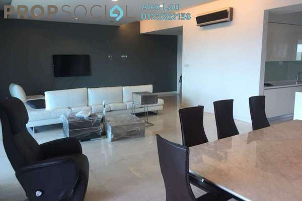 Condominium For Rent in Seni, Mont Kiara Freehold Fully Furnished 5R/4B 12.5k