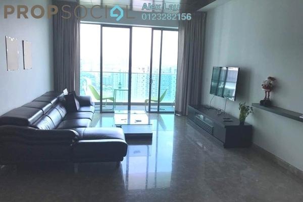 Condominium For Rent in Kiaramas Danai, Mont Kiara Freehold Fully Furnished 3R/4B 6.3k