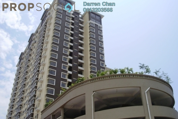 Condominium For Rent in 1 Petaling, Sungai Besi Freehold Semi Furnished 3R/2B 1.3k