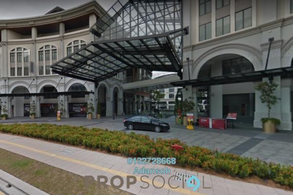 Office For Sale in Plaza Arkadia, Desa ParkCity Freehold Unfurnished 0R/0B 1.13m