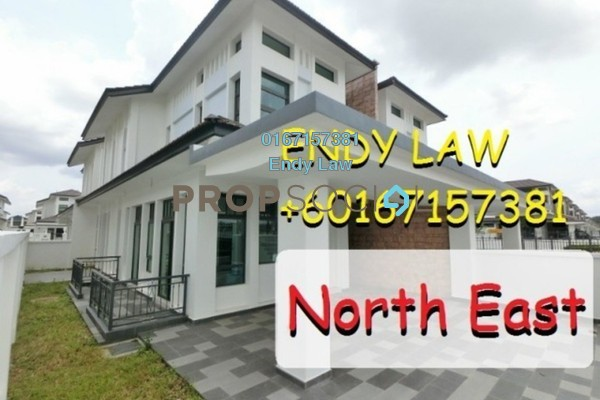 Semi-Detached For Sale in Northpoint, Mid Valley City Freehold Unfurnished 5R/5B 880k