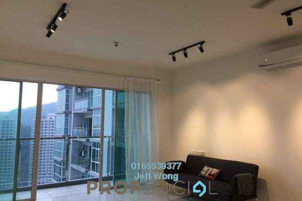 Condominium For Sale in The Latitude, Tanjung Tokong Freehold Semi Furnished 3R/3B 860k