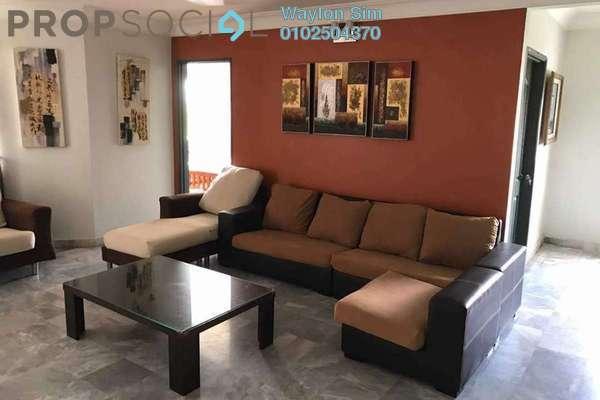 Condominium For Rent in Endah Villa, Sri Petaling Freehold fully_furnished 3R/2B 1.8k