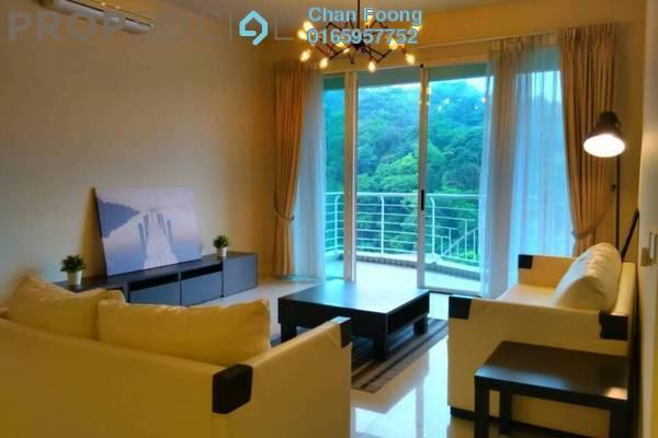 Condominium For Rent in Kiaramas Ayuria, Mont Kiara Freehold Fully Furnished 3R/3B 4.3k