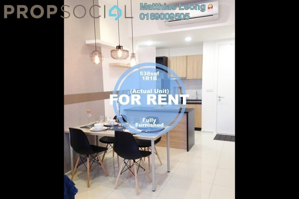 Serviced Residence For Rent in The Robertson, Pudu Freehold Fully Furnished 1R/1B 3.1k