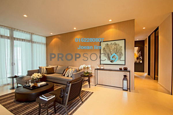 Serviced Residence For Sale in Green Haven, Johor Bahru Freehold Fully Furnished 3R/3B 650k