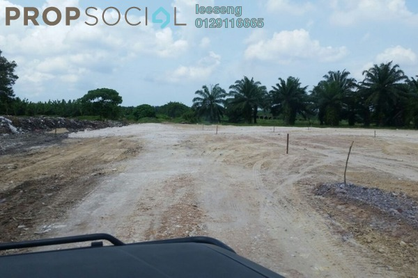 Land For Sale in Jenjarom, Selangor Freehold Unfurnished 0R/0B 4.1m