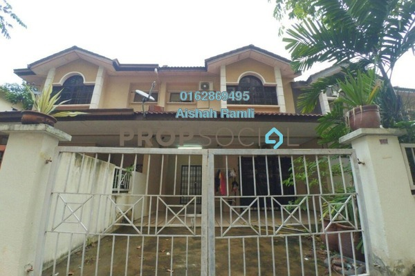 Terrace For Sale in Bukit Prima Pelangi, Segambut Freehold Unfurnished 4R/3B 1.2m