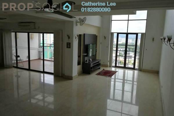Condominium For Sale in Hartamas Regency 2, Dutamas Freehold Semi Furnished 5R/5B 1.6m