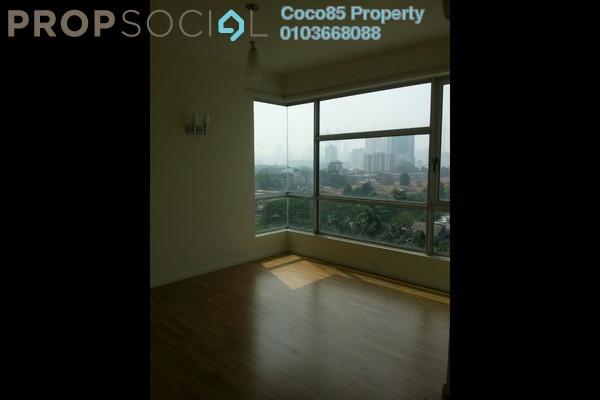 Condominium For Sale in The Saffron, Sentul Freehold semi_furnished 3R/2B 650k