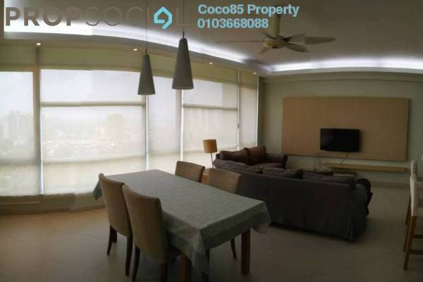 For Rent Condominium at The Saffron, Sentul Freehold Fully Furnished 3R/3B 2.5k