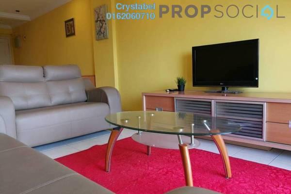 Condominium For Rent in Pantai Panorama, Pantai Freehold Fully Furnished 3R/2B 2.3k