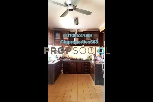 Terrace For Sale in Damai Jasa, Alam Damai Freehold Fully Furnished 4R/3B 795k