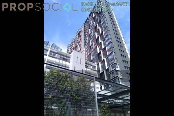 Apartment For Rent in Elevia Residences, Bandar Puchong Utama Freehold Unfurnished 3R/2B 1.7k
