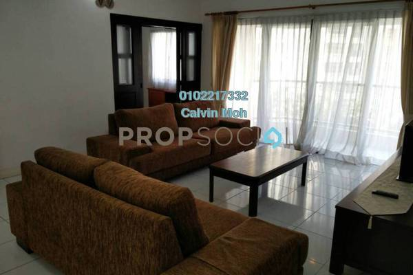 Condominium For Rent in Angkupuri, Mont Kiara Freehold Fully Furnished 3R/2B 3.2k
