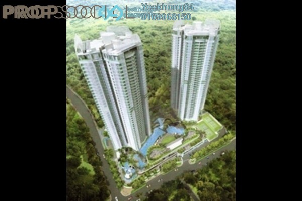 Serviced Residence For Rent in 28 Mont Kiara, Mont Kiara Freehold Fully Furnished 5R/4B 8.5k