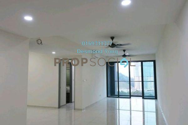 Condominium For Rent in Infiniti3 Residences, Wangsa Maju Freehold Semi Furnished 3R/2B 2.2k