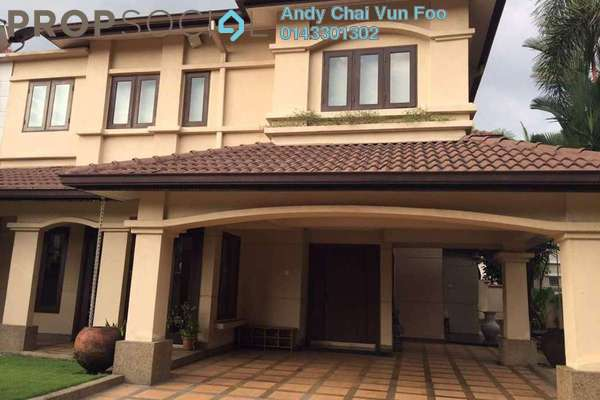 Semi-Detached For Rent in USJ 3A, UEP Subang Jaya Freehold Fully Furnished 5R/4B 5k