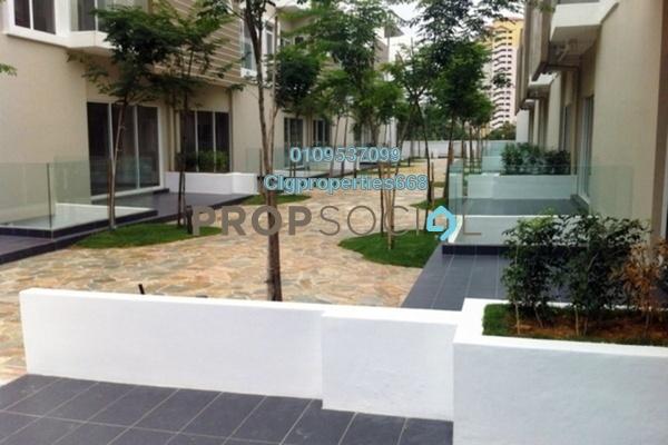 Superlink For Sale in East Utama, Bandar Utama Freehold Unfurnished 5R/4B 1.5m