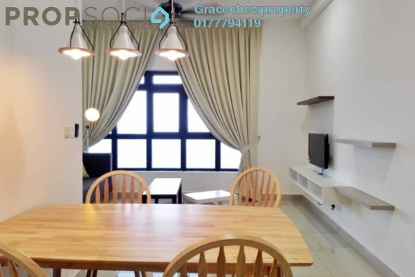 Condominium For Sale in The Meridin @ Medini, Medini Freehold Fully Furnished 1R/1B 500k