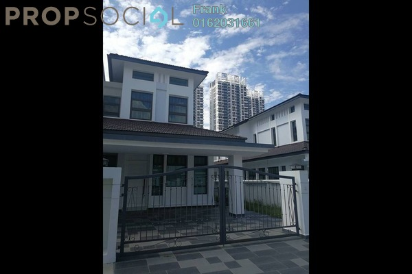 Semi-Detached For Sale in Eco Botanic, Skudai Freehold Unfurnished 5R/4B 945k