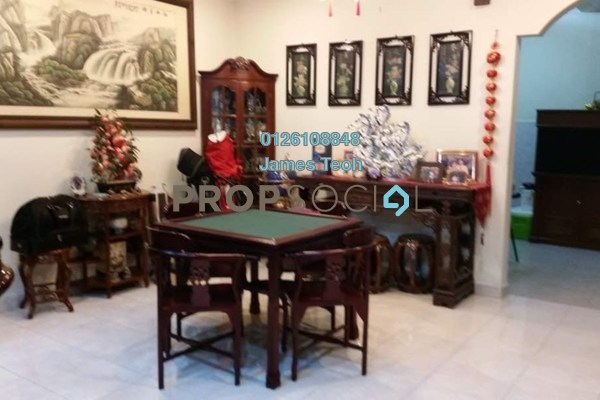 Terrace For Sale in Bandar Bukit Tinggi 1, Klang Freehold Semi Furnished 4R/4B 799k