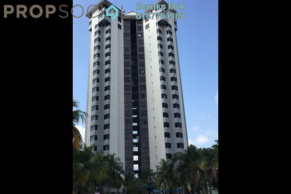 Condominium For Rent in Mewah View Luxurious Apartment, Johor Bahru Freehold Fully Furnished 4R/3B 2.2k