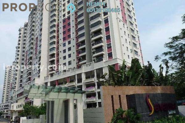 Condominium For Rent in Savanna 1, Bukit Jalil Freehold Semi Furnished 4R/2B 2k