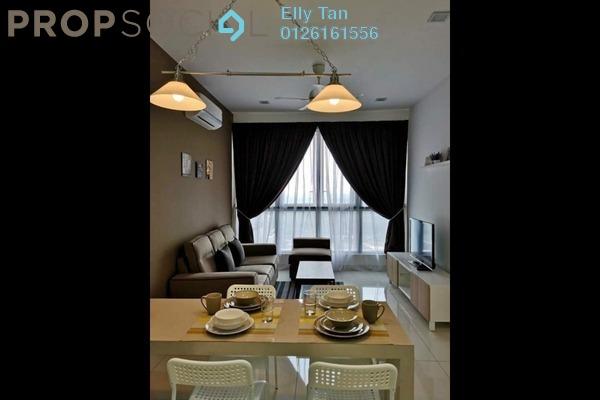 Serviced Residence For Rent in Eco Business Park I, Johor Bahru Freehold Fully Furnished 2R/1B 2.2k