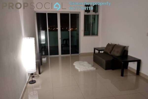 Serviced Residence For Rent in Meridin Bayvue , Masai Freehold Fully Furnished 3R/2B 1.7k