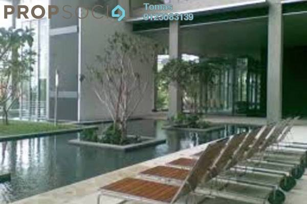 Condominium For Rent in Park Seven, KLCC Freehold Semi Furnished 5R/6B 15k