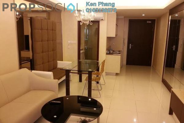 Condominium For Rent in Chelsea, Sri Hartamas Freehold Fully Furnished 1R/1B 2k