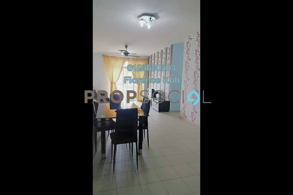 Apartment For Sale in Lake View Suites, Tebrau Freehold Fully Furnished 3R/2B 310k