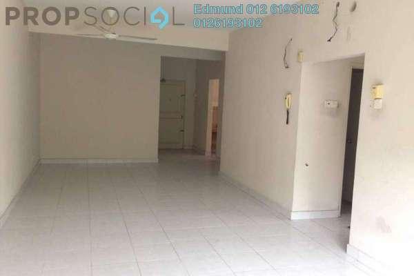 Condominium For Rent in Sunway Sutera, Sunway Damansara Freehold Unfurnished 3R/2B 1.5k