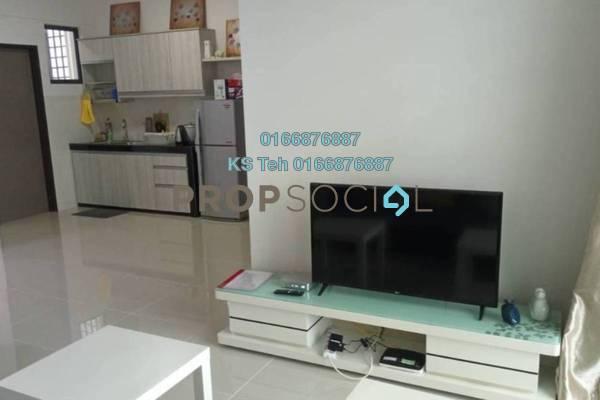 Condominium For Rent in Bayu @ Pandan Jaya, Pandan Indah Freehold Fully Furnished 3R/2B 2.1k