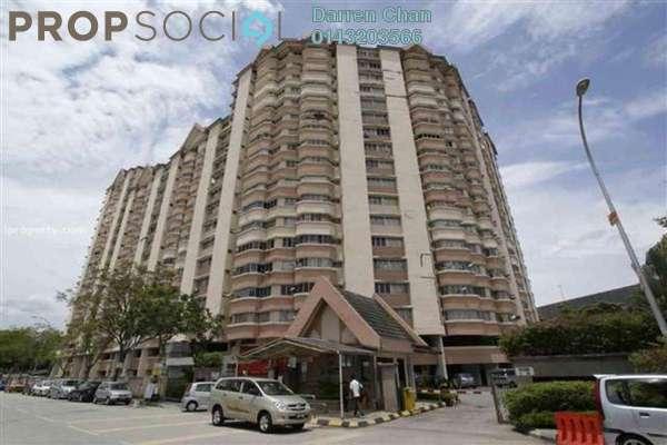 Condominium For Sale in De Tropicana, Kuchai Lama Freehold Semi Furnished 3R/2B 330k