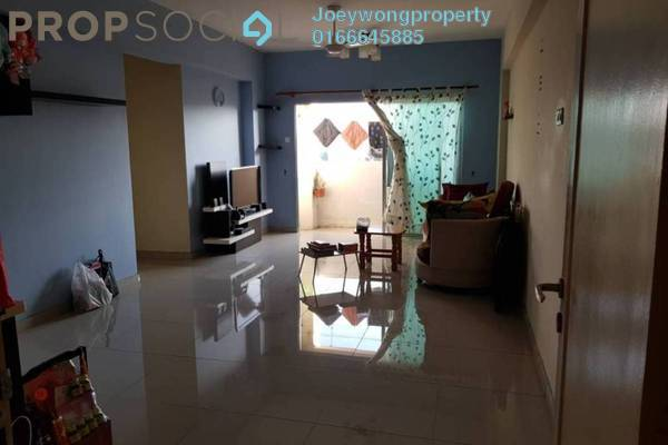 For Sale Condominium at The Heron Residency, Puchong Freehold Semi Furnished 3R/2B 340k