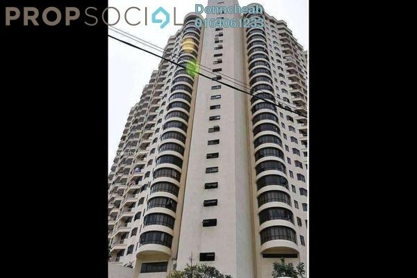 Condominium For Rent in Midlands Condominium, Pulau Tikus Freehold Fully Furnished 3R/2B 1.5k
