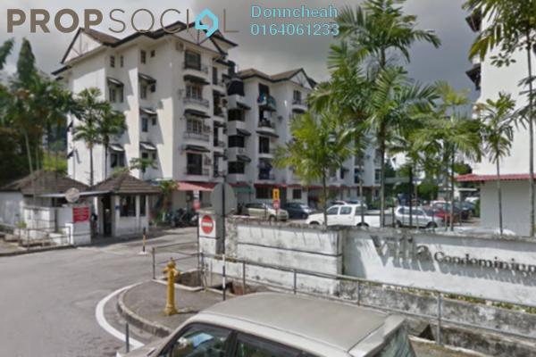 Condominium For Sale in Villa Kejora, Relau Freehold Unfurnished 3R/2B 220k