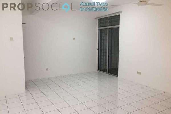 Apartment For Rent in Sri Puteri Apartment, Ukay Freehold Semi Furnished 3R/2B 1k
