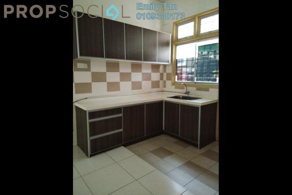 Terrace For Rent in Setia Damai, Setia Alam Freehold Semi Furnished 4R/3B 1.8k