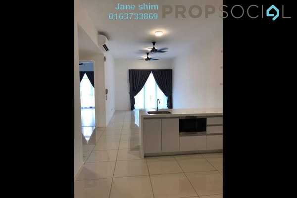 Condominium For Rent in EcoSky, Kuala Lumpur Freehold Semi Furnished 3R/2B 1.7k