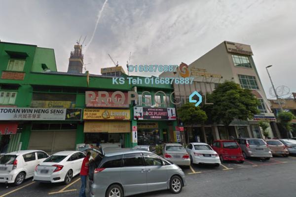 Shop For Rent in Jalan Imbi, Bukit Bintang Freehold Unfurnished 0R/6B 30k