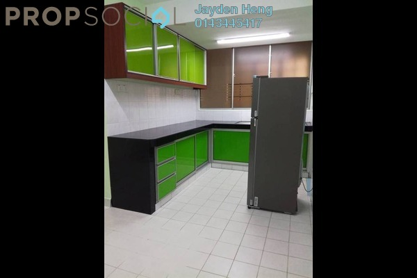 Condominium For Rent in Kelana D'Putera, Kelana Jaya Freehold Semi Furnished 3R/2B 2k