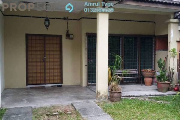 Terrace For Rent in Ukay Perdana, Ukay Freehold Semi Furnished 4R/3B 1.75k