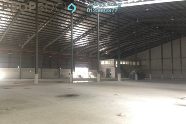 Factory For Sale in Hicom Glenmarie, Glenmarie Freehold Unfurnished 0R/0B 36m