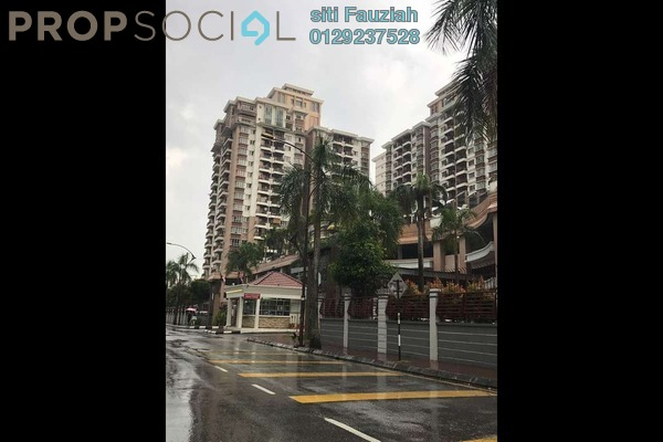 Condominium For Sale in Ampang Boulevard, Ampang Freehold unfurnished 3R/2B 599k