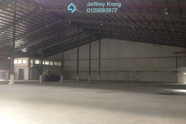 Factory For Rent in Hicom Glenmarie, Glenmarie Freehold Unfurnished 0R/0B 125k