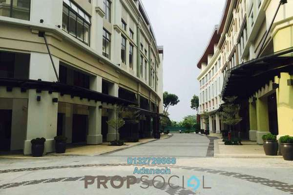 For Rent Shop at Plaza Arkadia, Desa ParkCity Freehold Unfurnished 0R/0B 14.6k