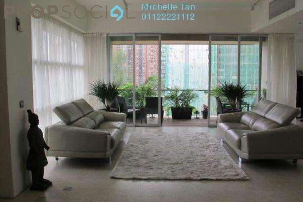 Duplex For Sale in Park Seven, KLCC Freehold Semi Furnished 5R/7B 4.87m